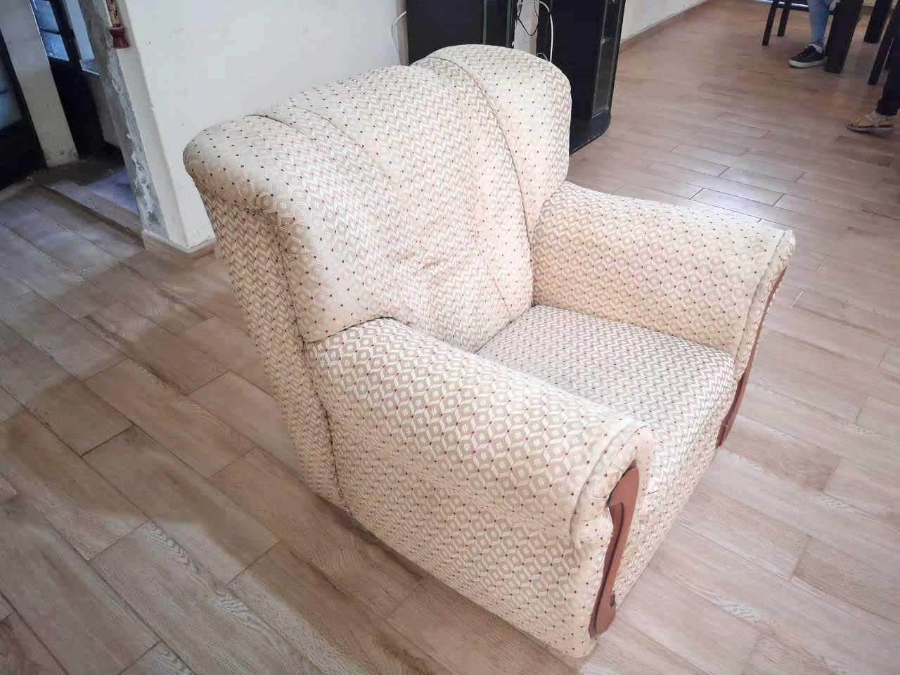 Mueble de 1 después