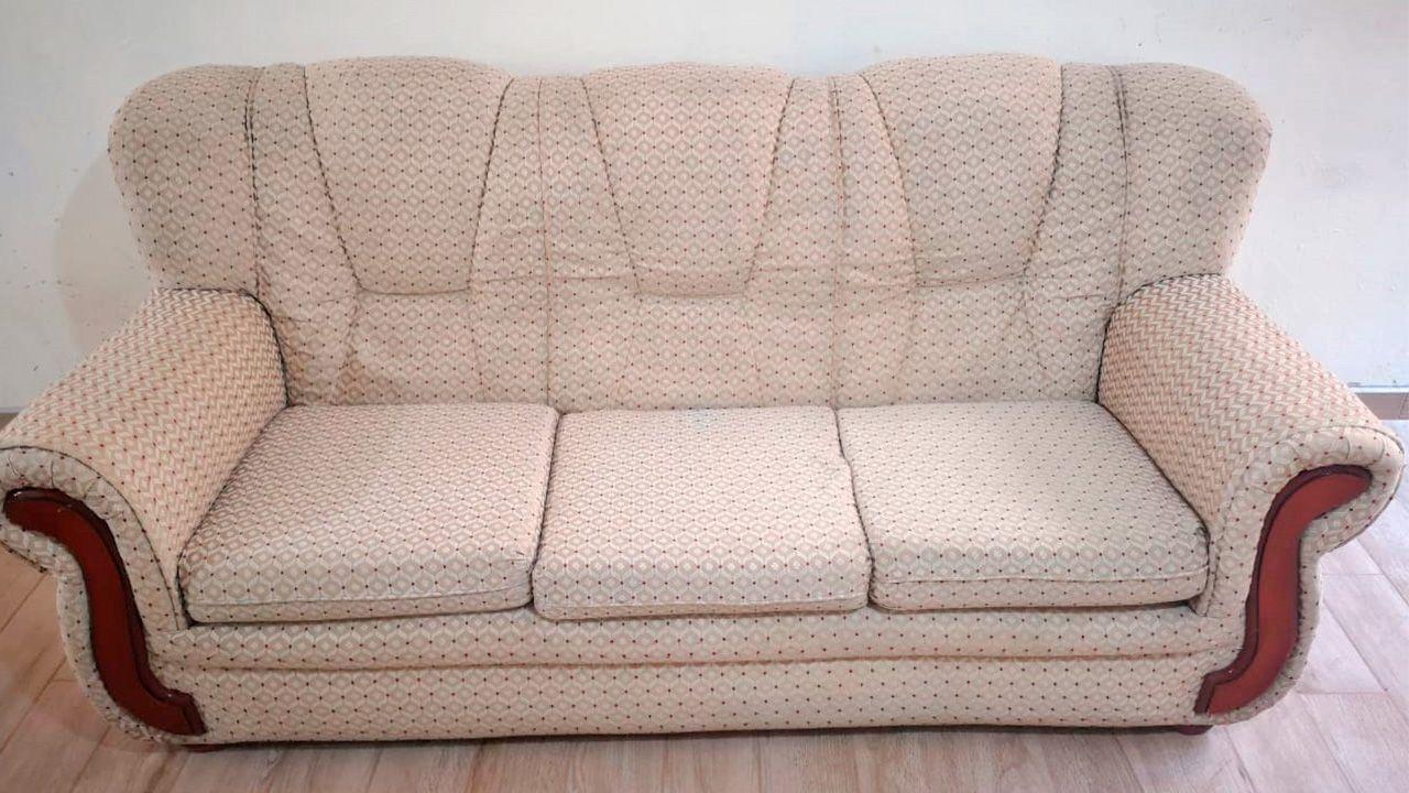 Mueble de 3 después