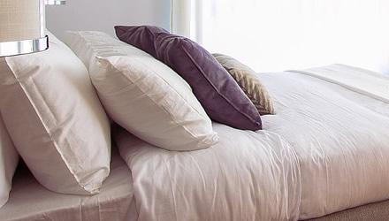 lavado de almohadas